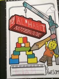 Liam's Alphabet Book